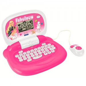 Lexibook Laptop Barbie 24 Activitati