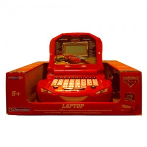 Clementoni Laptop Disney Cars