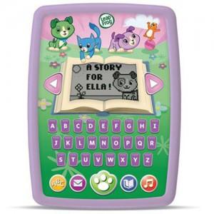 LeapFrog Tableta Lumea Povestilor Violet