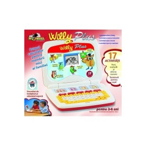 noriel Laptop Educational Willy Plus